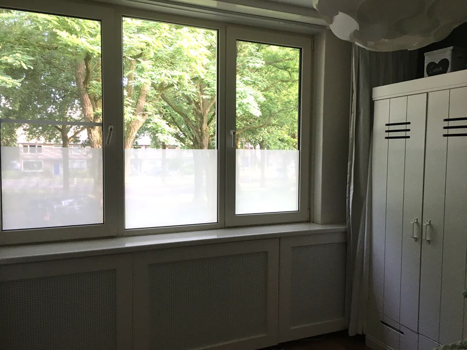 habillage vitrine