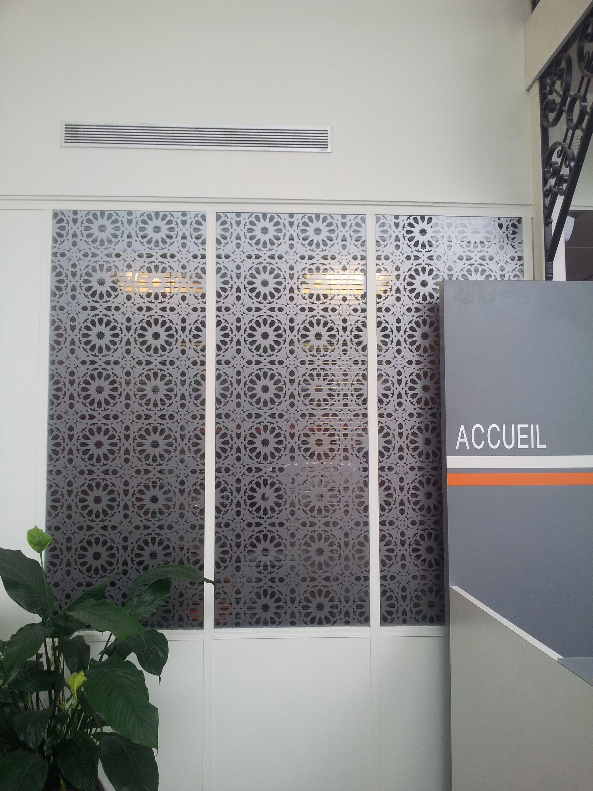 Décoration murale pour bureaux